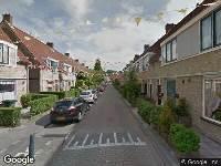 112 melding Ambulance naar Rozegaarde in Rotterdam