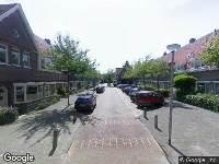 112 melding Ambulance naar Bosboom Toussaintlaan in Heemstede