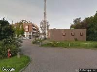 Brandweer naar Swaensborch in Monnickendam vanwege brand