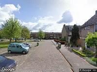 Ambulance naar Graaf Willemlaan in Monnickendam