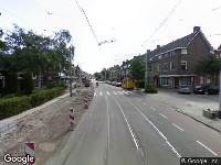 112 melding Besteld ambulance vervoer naar Kleiweg in Rotterdam