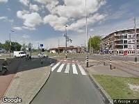 112 melding Ambulance naar Schiedamseweg in Rotterdam