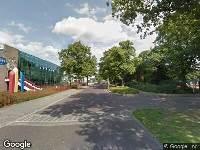 112 melding Ambulance naar Goffertweg in Nijmegen