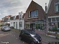 Ambulance naar Zuiddijk in Zaandam