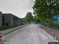 112 melding Politie naar Gasthuisdijk in Zwolle vanwege letsel