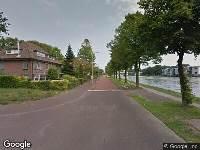 112 melding Traumahelikopter naar Oudshoornseweg in Alphen aan den Rijn