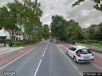 112 melding Ambulance naar Edeseweg in Bennekom