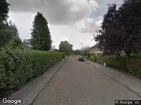 112 melding Ambulance naar Sint Josephstraat in Teteringen