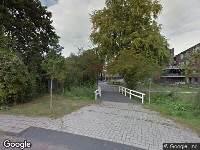 112 melding Besteld ambulance vervoer naar Lorentzhof in Leiden