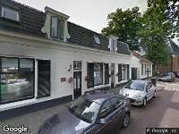 112 melding Besteld ambulance vervoer naar Achterweg in Heemstede