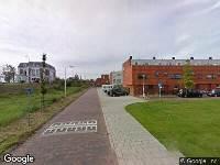 112 melding Ambulance naar Cassiopeiadreef in Alphen aan den Rijn
