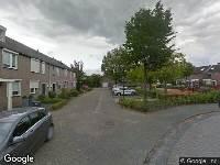 112 melding Ambulance naar Bartokstraat in Schijndel