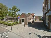 Brandweer naar Tuiniersstraat in Zaandam