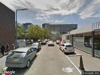 Ambulance naar Baarlandhof in Rotterdam