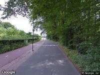 112 melding Brandweer naar Parkweg in Arnhem