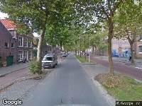 112 melding Ambulance naar Langegracht in Leiden