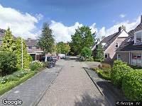 112 melding Ambulance naar Ekster in Bodegraven