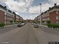 112 melding Ambulance naar Huygensstraat in Rotterdam