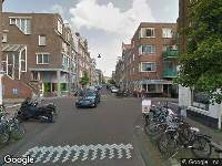 Ambulance naar Willemsstraat in Amsterdam