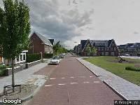112 melding Ambulance naar Spieghelhof in Nijmegen