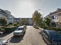 Ambulance naar Prins Clausstraat in Voorhout