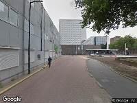 112 melding Ambulance naar Burgemeester s'Jacobplein in Rotterdam
