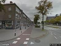 Ambulance naar Gruttostraat in Rotterdam