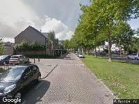 Ambulance naar Zuidplaslaan in Waddinxveen