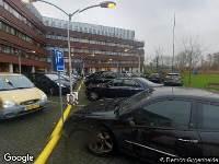 Besteld ambulance vervoer naar Vlietlandplein in Schiedam