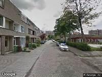 112 melding Ambulance naar Jasmijnstraat in Ridderkerk