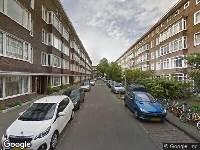 Besteld ambulance vervoer naar Esmoreitstraat in Amsterdam