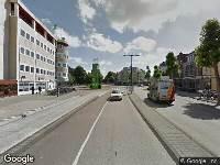 112 melding Ambulance naar Houtplein in Haarlem