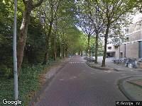 Ambulance naar Nachtwachtlaan in Amsterdam