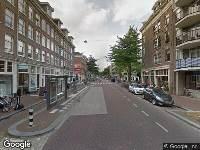 Ambulance naar Spaarndammerstraat in Amsterdam