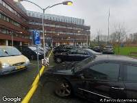 112 melding Ambulance naar Vlietlandplein in Schiedam