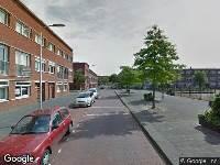 112 melding Brandweer naar Delagoastraat in 's-Gravenhage vanwege brand
