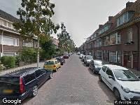 112 melding Ambulance naar Van 't Hoffstraat in Leiden