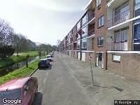 112 melding Ambulance naar Jan Willem Frisoweg in Waddinxveen