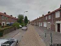 112 melding Ambulance naar Schimmelpenninckstraat in Breda