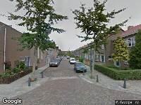 112 melding Ambulance naar Dunklerstraat in Haarlem