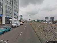 112 melding Ambulance naar Stadionweg in Rotterdam