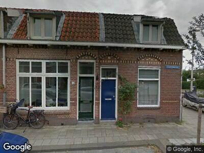 Ambulance naar Concordiastraat in Utrecht