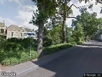 112 melding Brandweer naar Wilhelminasingel in Zwolle