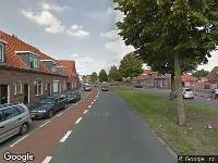 112 melding Brandweer naar Pathmossingel in Enschede