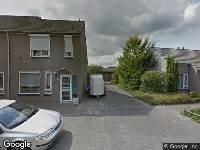112 melding Ambulance naar ter Borghstraat in Geldrop