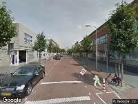 112 melding Brandweer naar Brandtstraat in 's-Gravenhage vanwege een buitenbrand