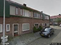 112 melding Ambulance naar Sparstraat in Utrecht