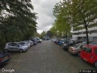 112 melding Ambulance naar Griegplein in Schiedam