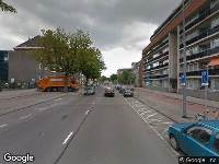 112 melding Ambulance naar Pieter de Hoochweg in Rotterdam