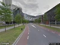 112 melding Besteld ambulance vervoer naar Wytemaweg in Rotterdam